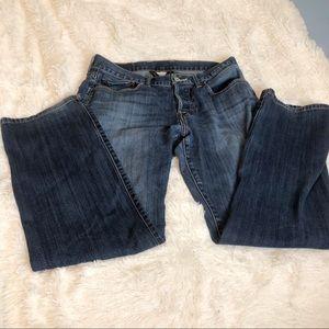 Lucky Brand Jeans Size 12/33.  Straight leg.